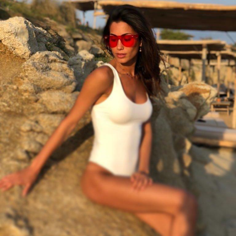 Federica Nargi See Through (40 Photos)