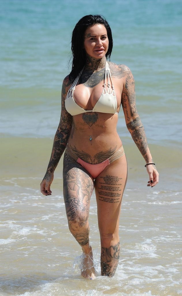 Jemma Lucy Sexy & Topless (14 Photos)
