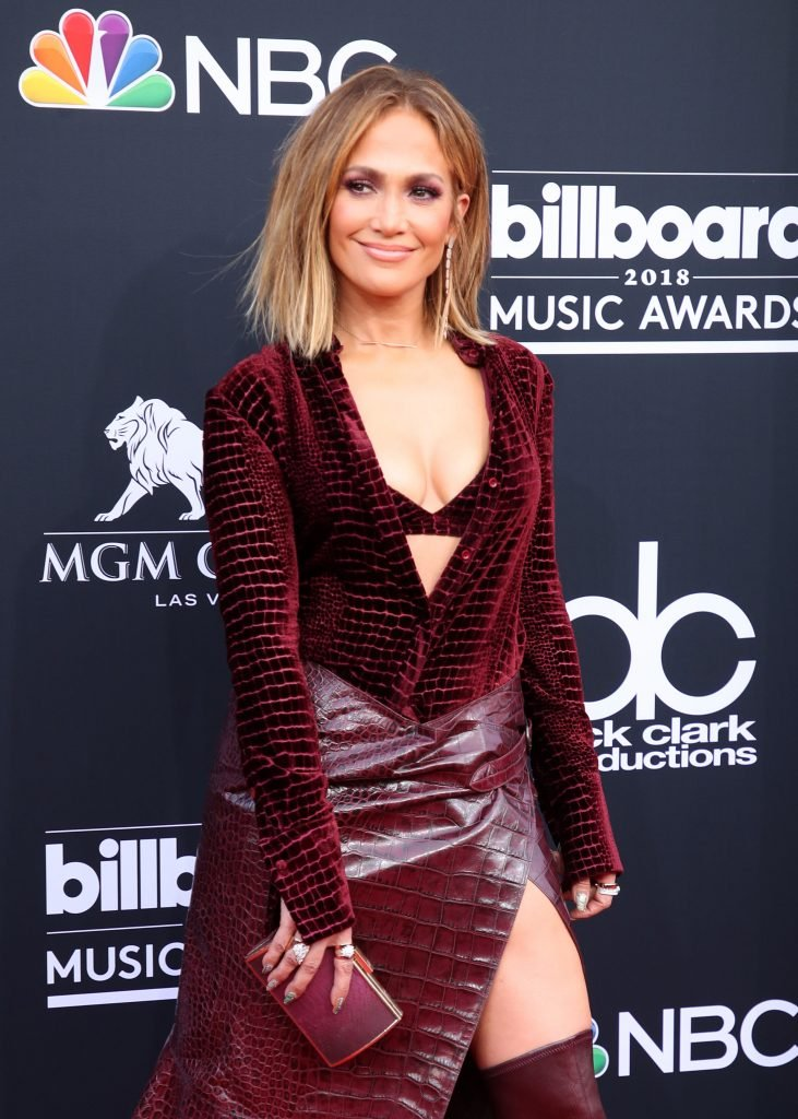 Jennifer Lopez Sexy And Underwear Scenes For Paper