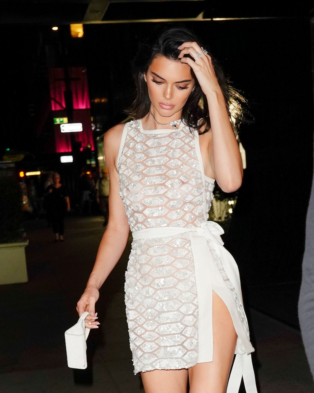 Kendall Jenner See Through (86 Photos) | #TheFappening