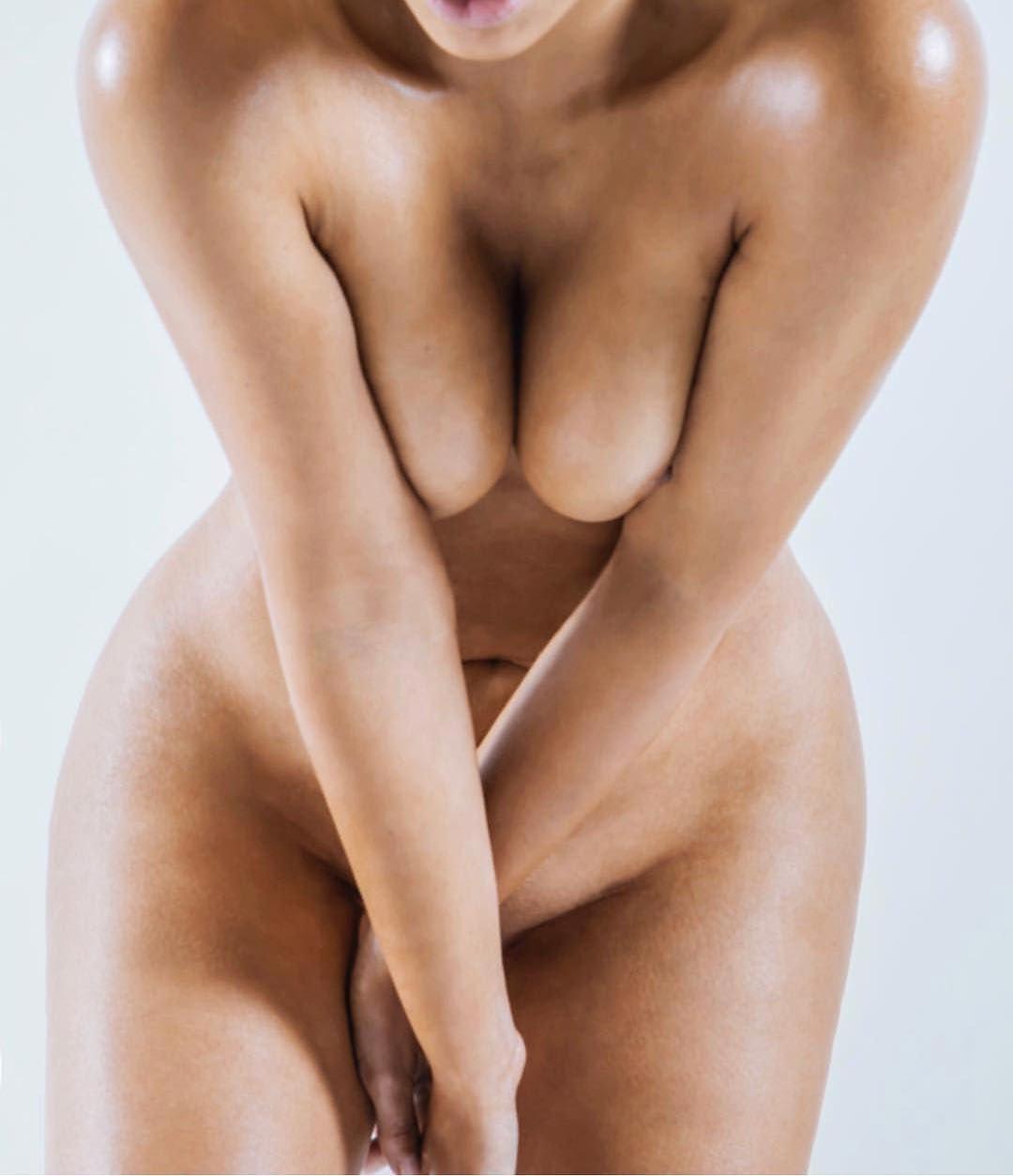of Naked kim photos