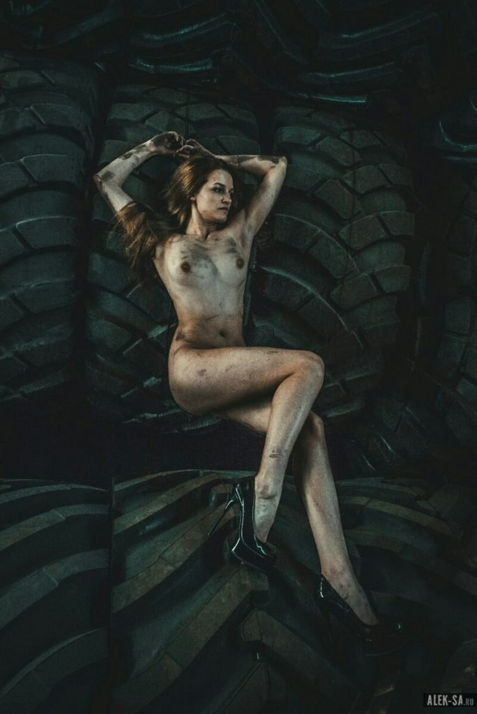 Liana Klevtsova Naked (10 Photos + Video)