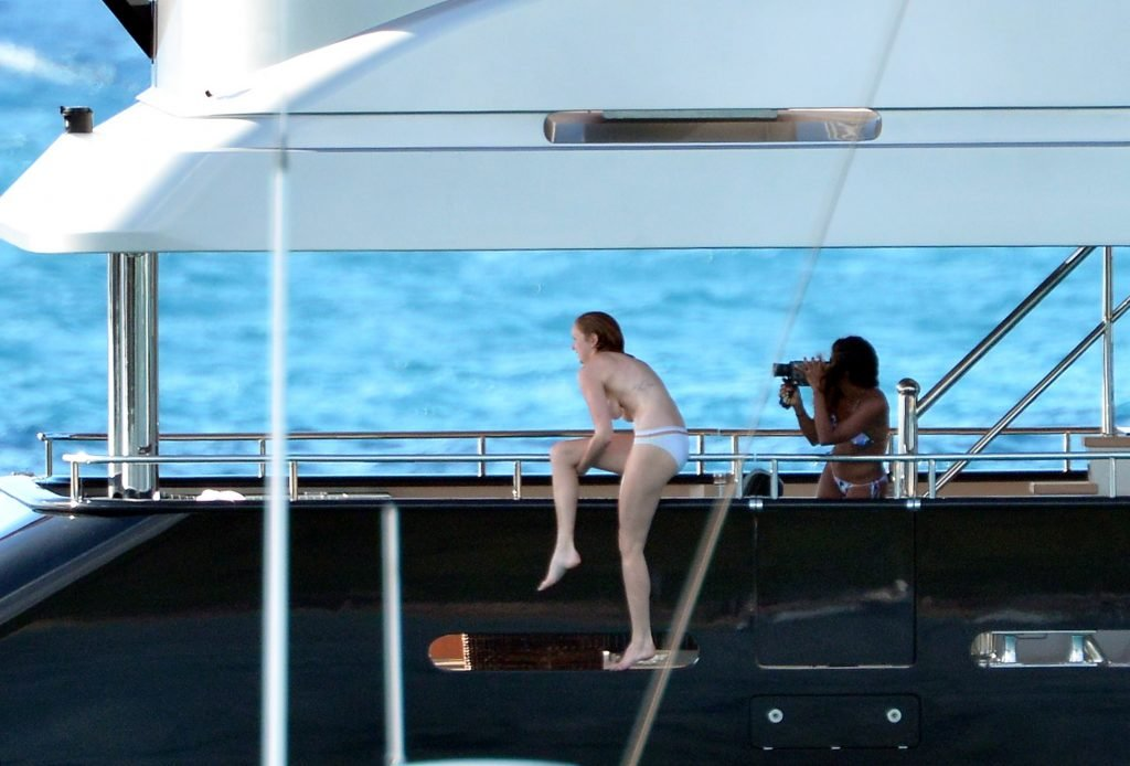 Lily Cole Topless (56 Photos)