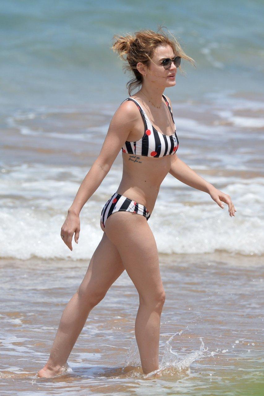 Hale bikini lucy