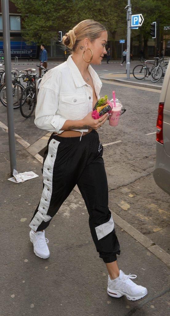 Rita Ora Areola Peek (20 Photos)