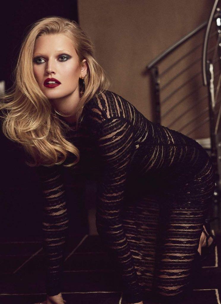 Toni Garrn See Through & Sexy (11 Photos)