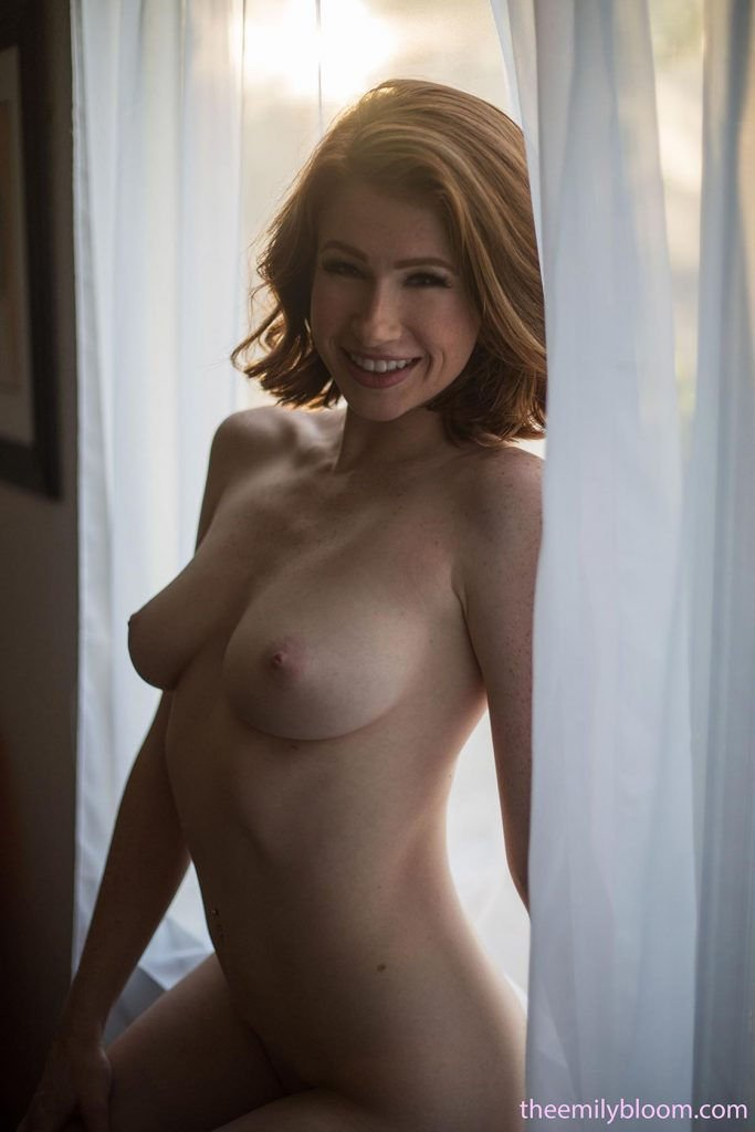 Topless abigale mandler