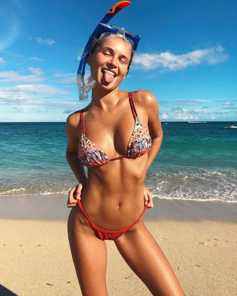 Anastasiya Primak  nackt