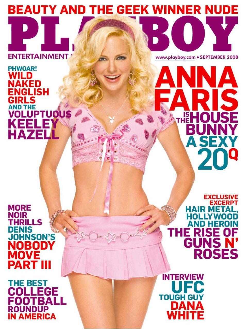 Faris Playboy Anna Nude#5
