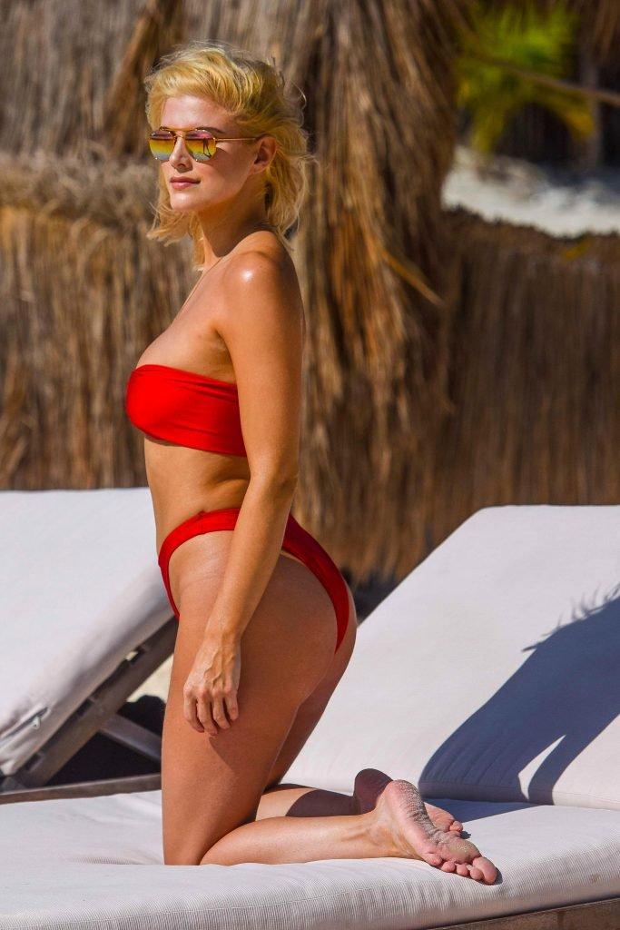 Ashley James Sexy (14 Photos)