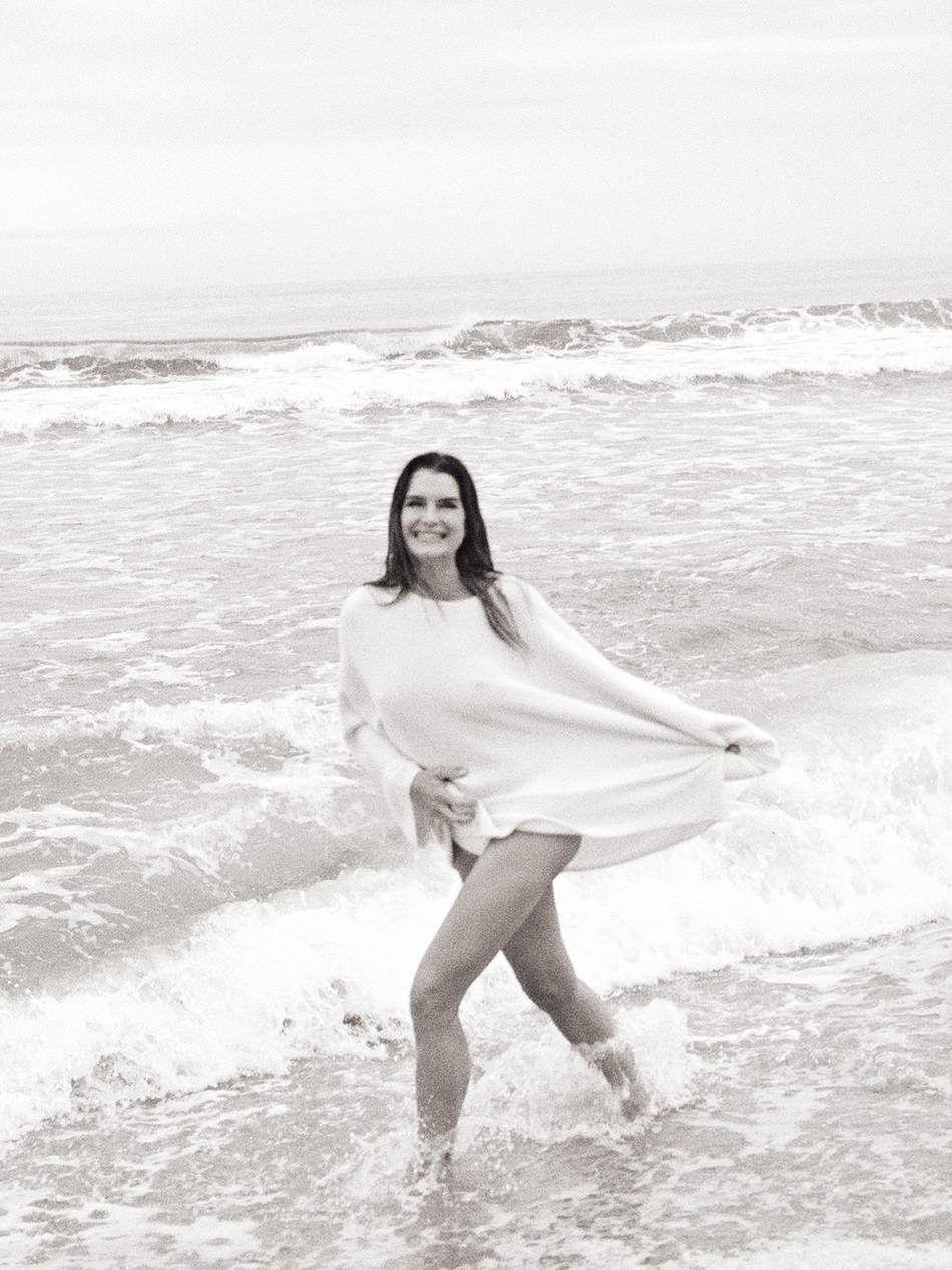 Brooke shields nude video