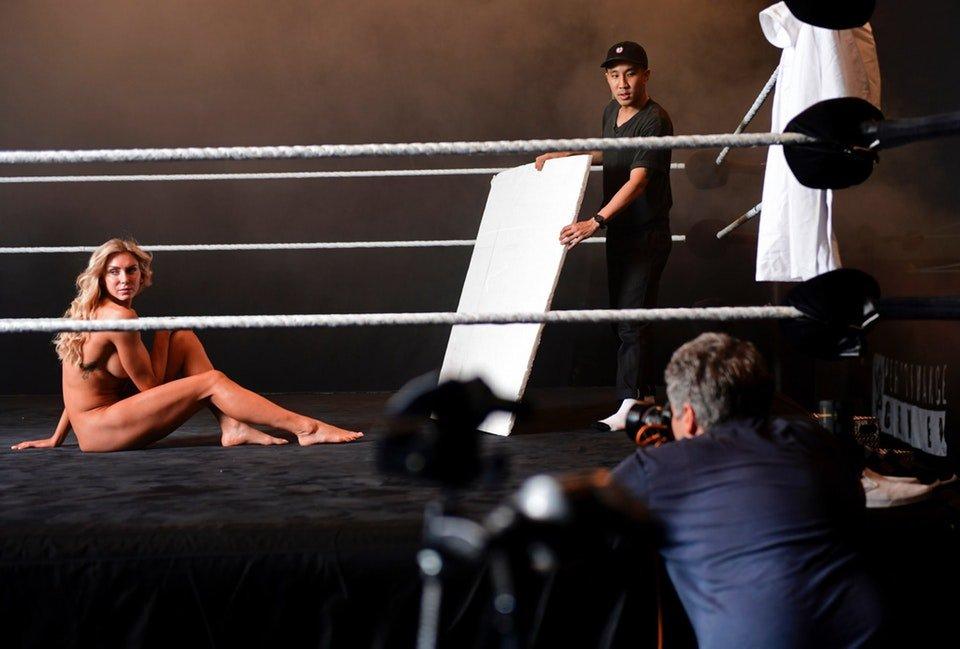 Ashley Flair Nude (2 Photos)
