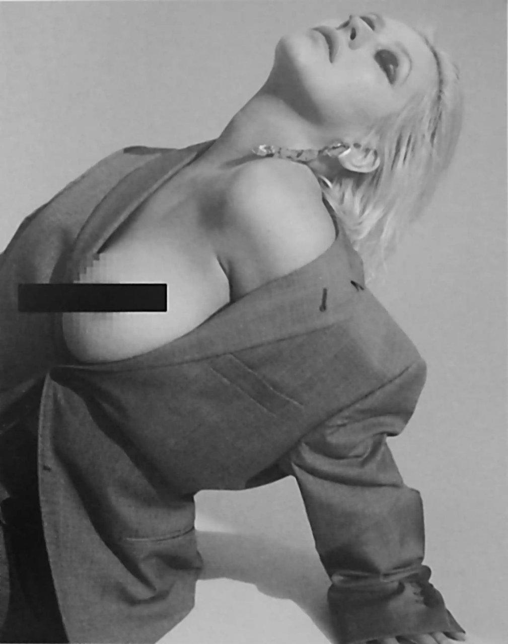 Christina aguilera sex video