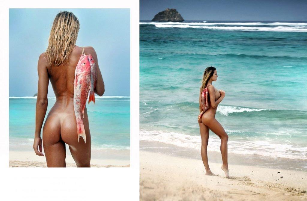 Christy Lacour Gianini Naked (14 Photos)