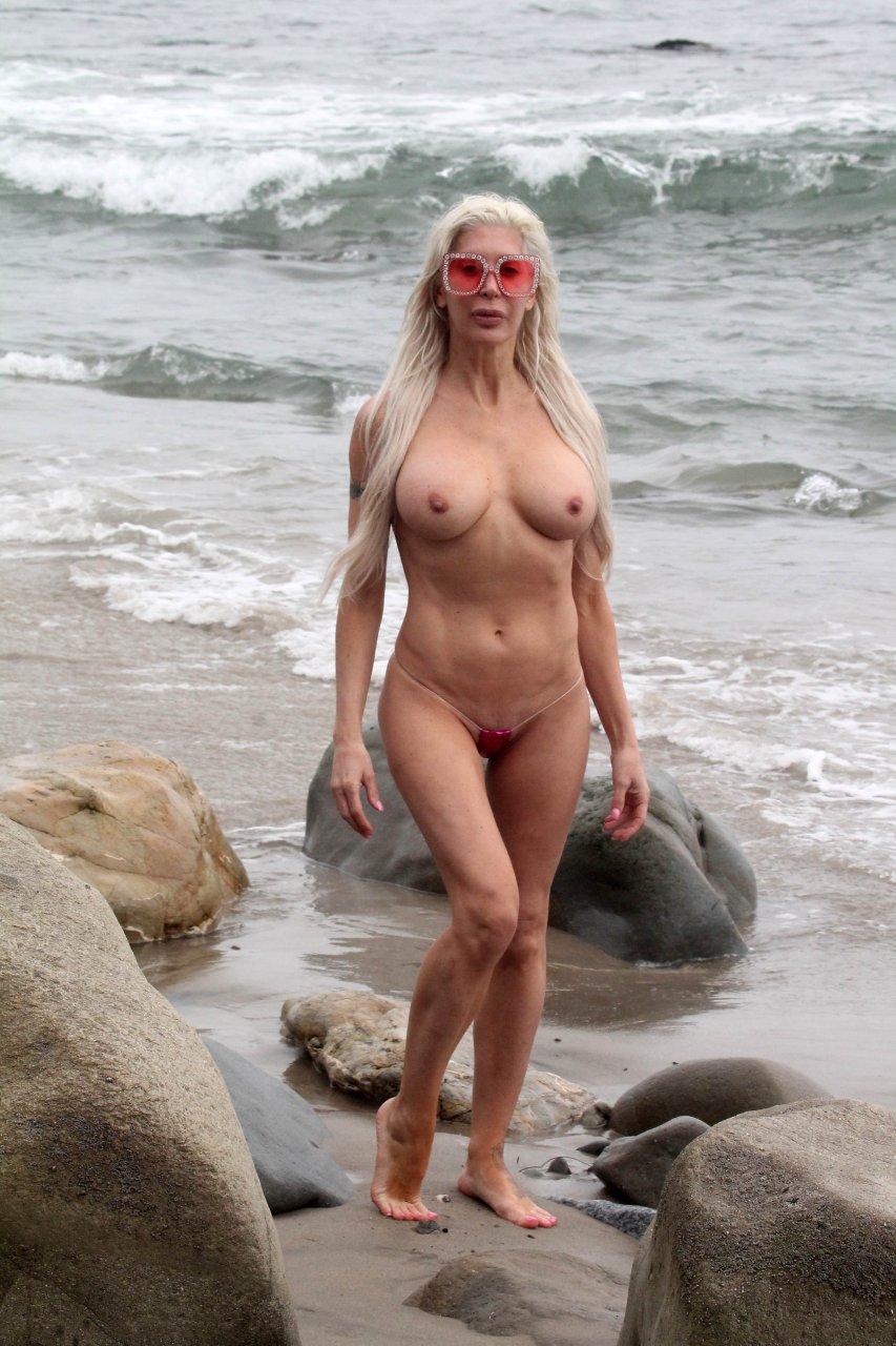 Alexandria Morgan Topless