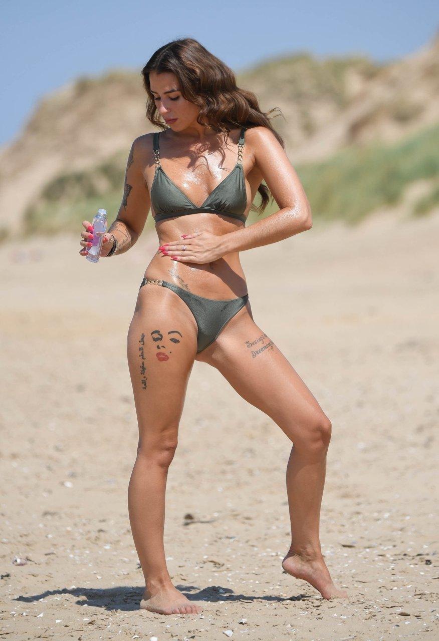 Jenny Thompson Nude