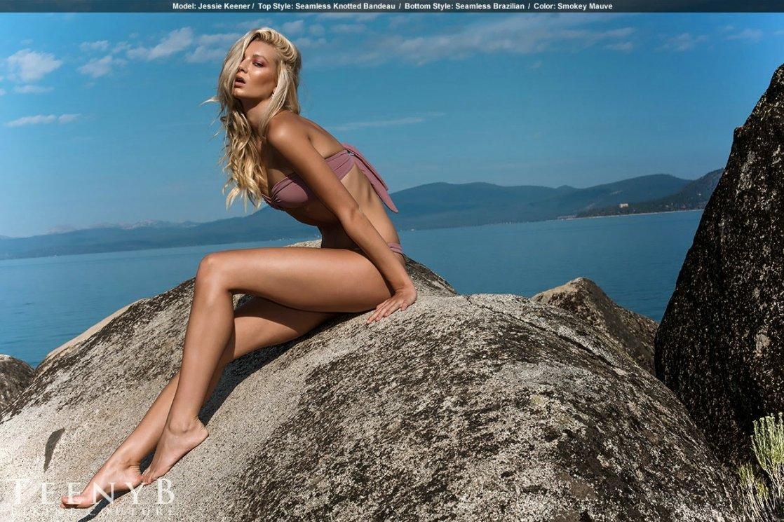 Jessie james decker sexy bikini beach photos