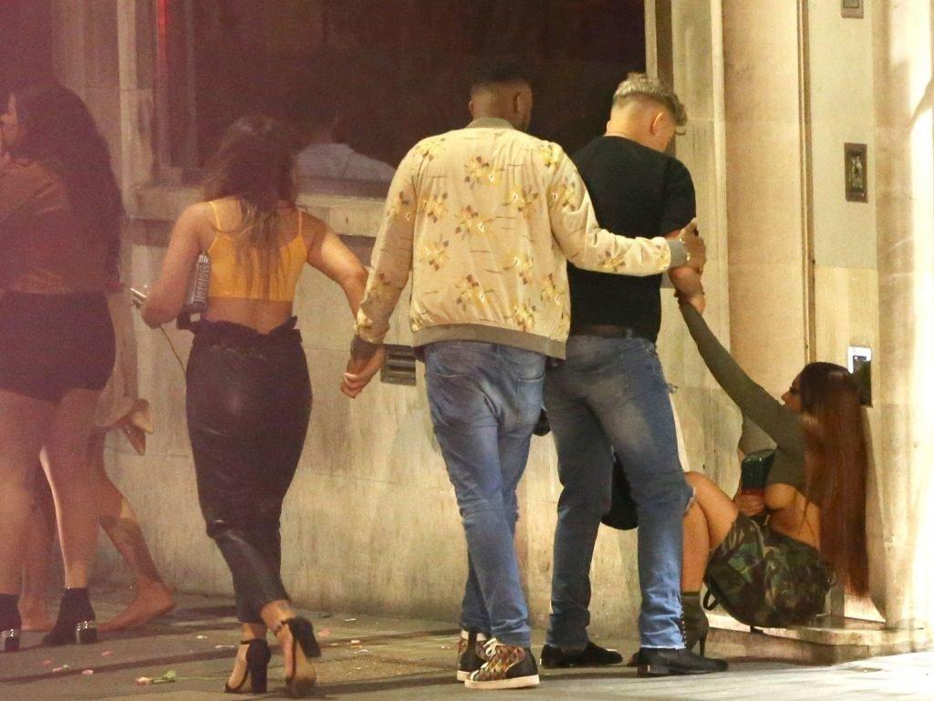 Jesy Nelson Boob Slip (25 Photos)