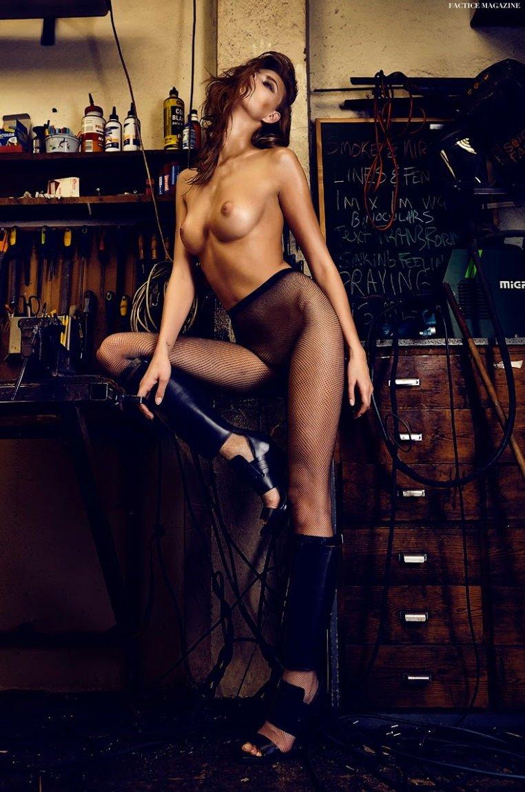 Belgian model joyce verheyen nude sexy leaked