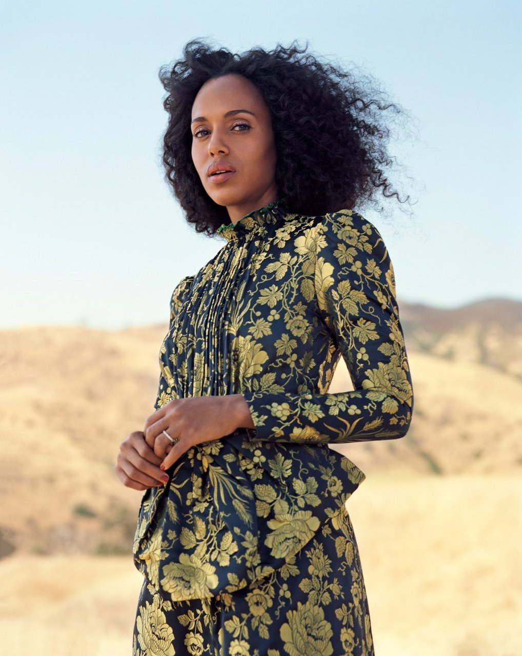 55 Hot Pictures Of Kerry Washington Are Delight For Fans