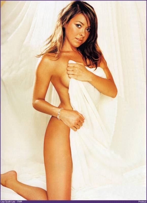 Lisa scott nude naked