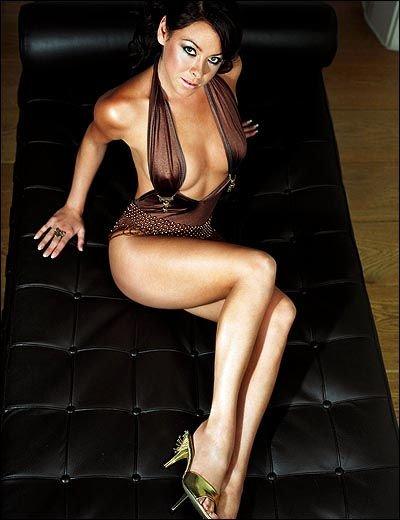 Nackt  Lisa Scott-Lee A Look