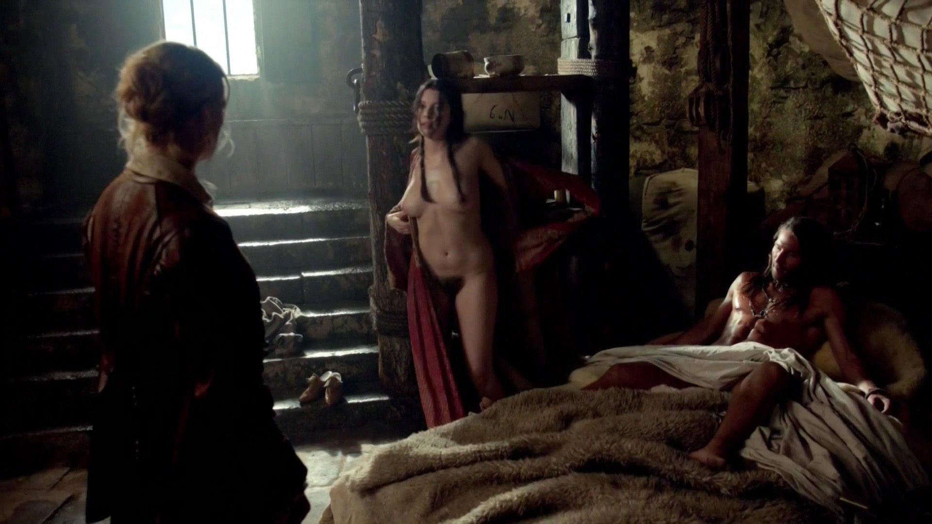 Finest Black Sails Blackbeard Nude Scenes