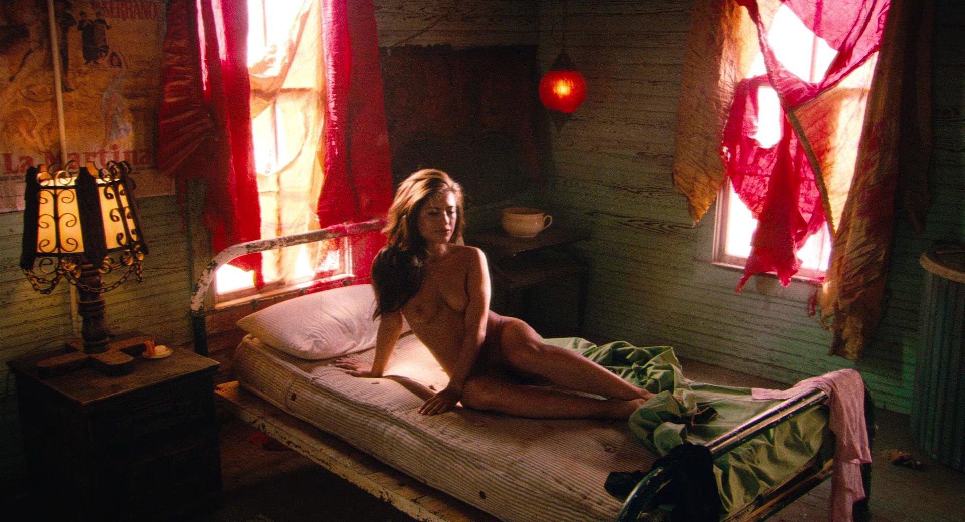 nude Jessica machete alba