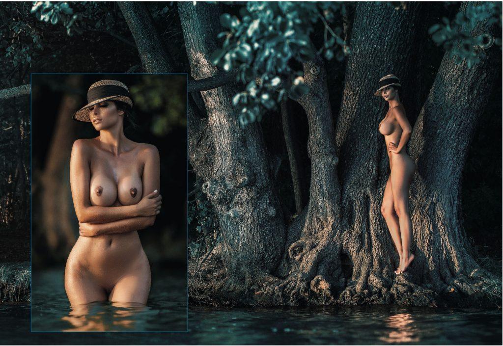 Micaela Schäfer Naked (5 Hot Photos)
