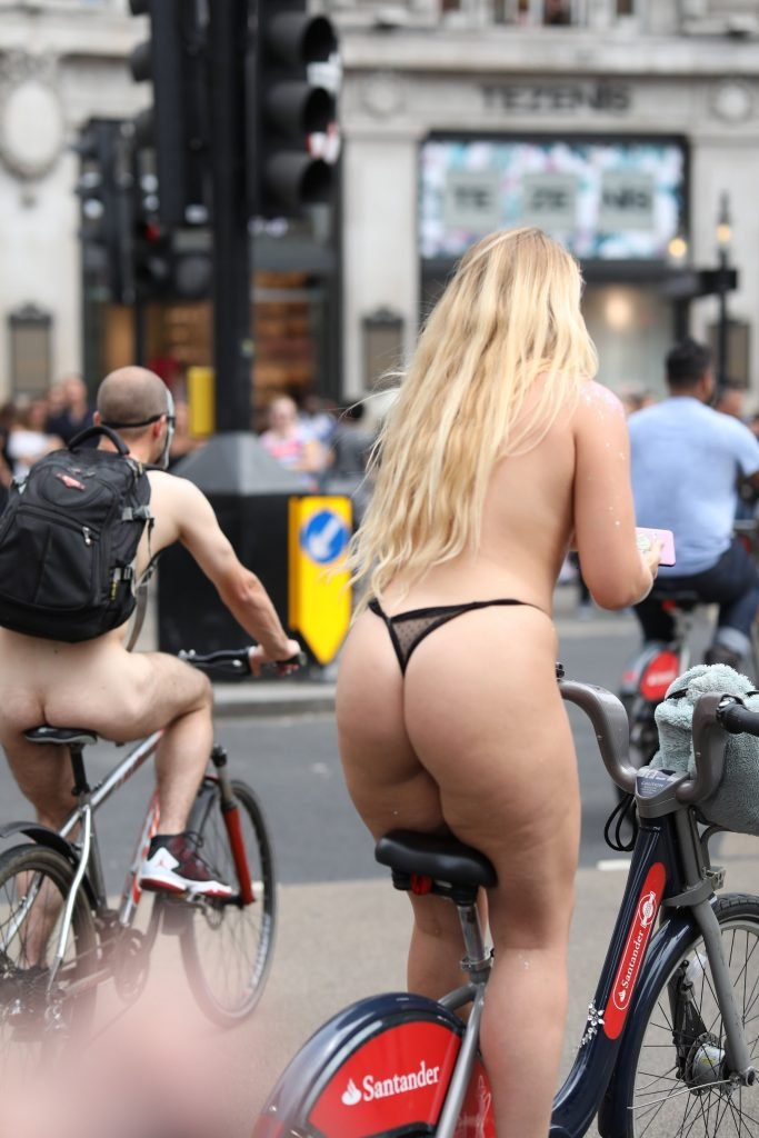 Assured, naked bike ride girls read