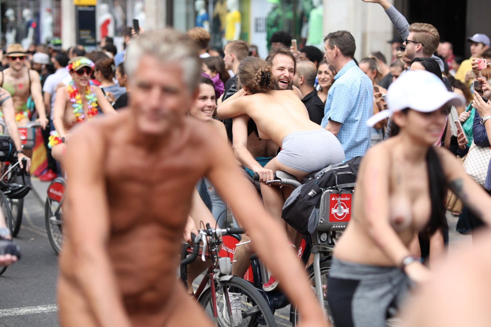Why Is There No Naked Bike Ride In Birmingham
