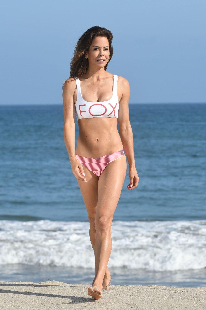 Attractive Brooke Burke Charvet Nude Pics Gif