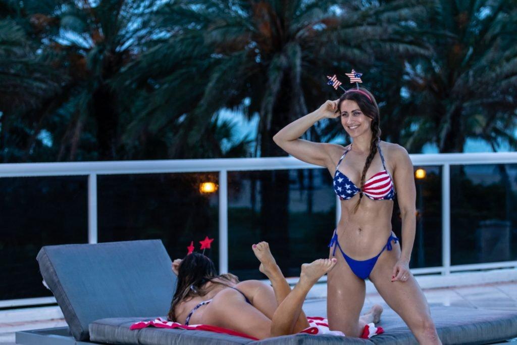 Claudia Romani & Anais Zanotti Sexy (26 Photos)