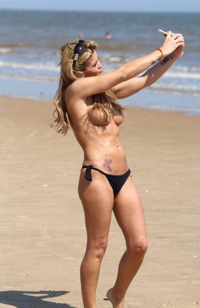 Danniella Westbrook Topless (26 Hot Photos)