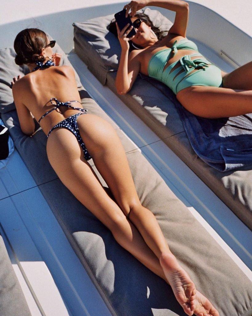 Emily Ratajkowski Sexy (7 Pics + GIF)