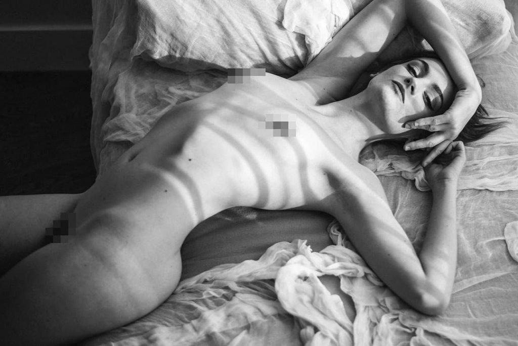 Naked Erin Kelley Nude Gif