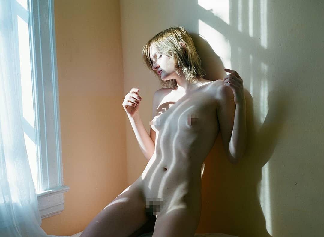 Boobs New York City Nude Photography Scenes