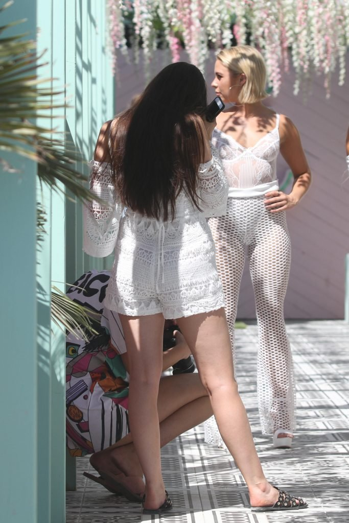 Gabby Allen & Holly Hagan Sexy (35 Photos)