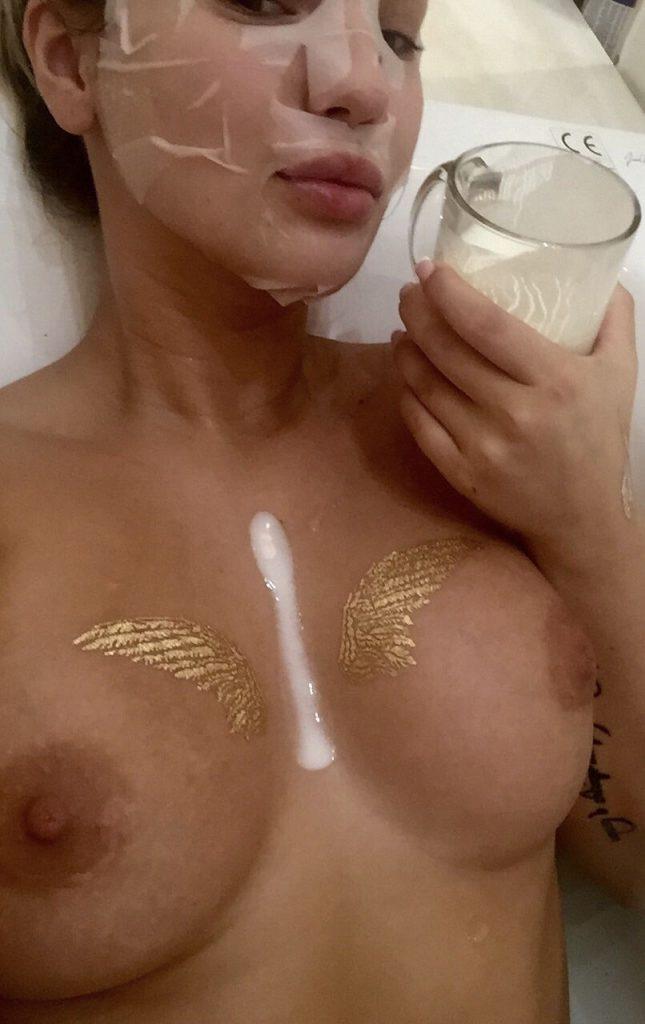 Ilona Kotelyukh Nude Leaked Fappening (7 Photos)