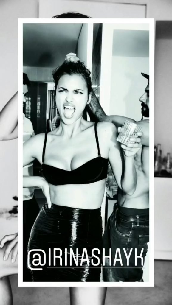 Irina Shayk Sexy & Topless (14 Photos)