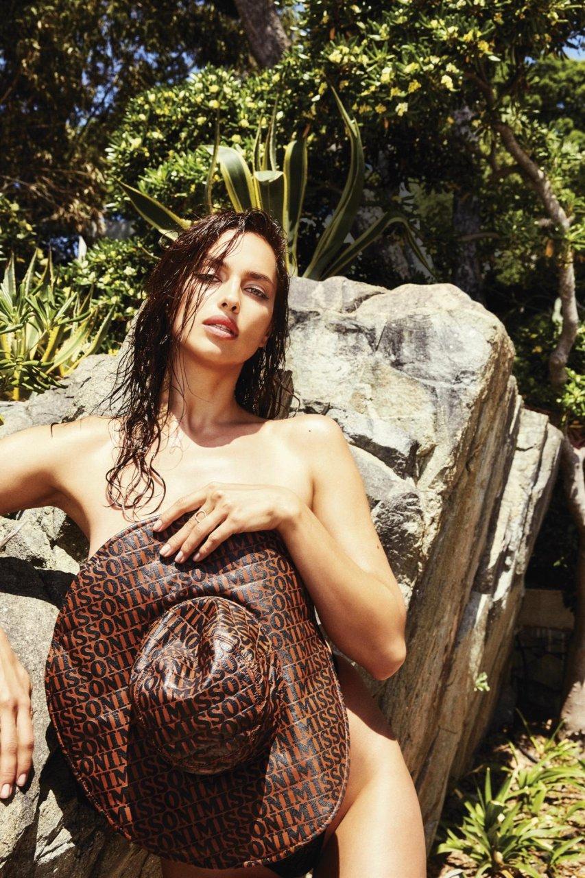 irina shayk nude hot