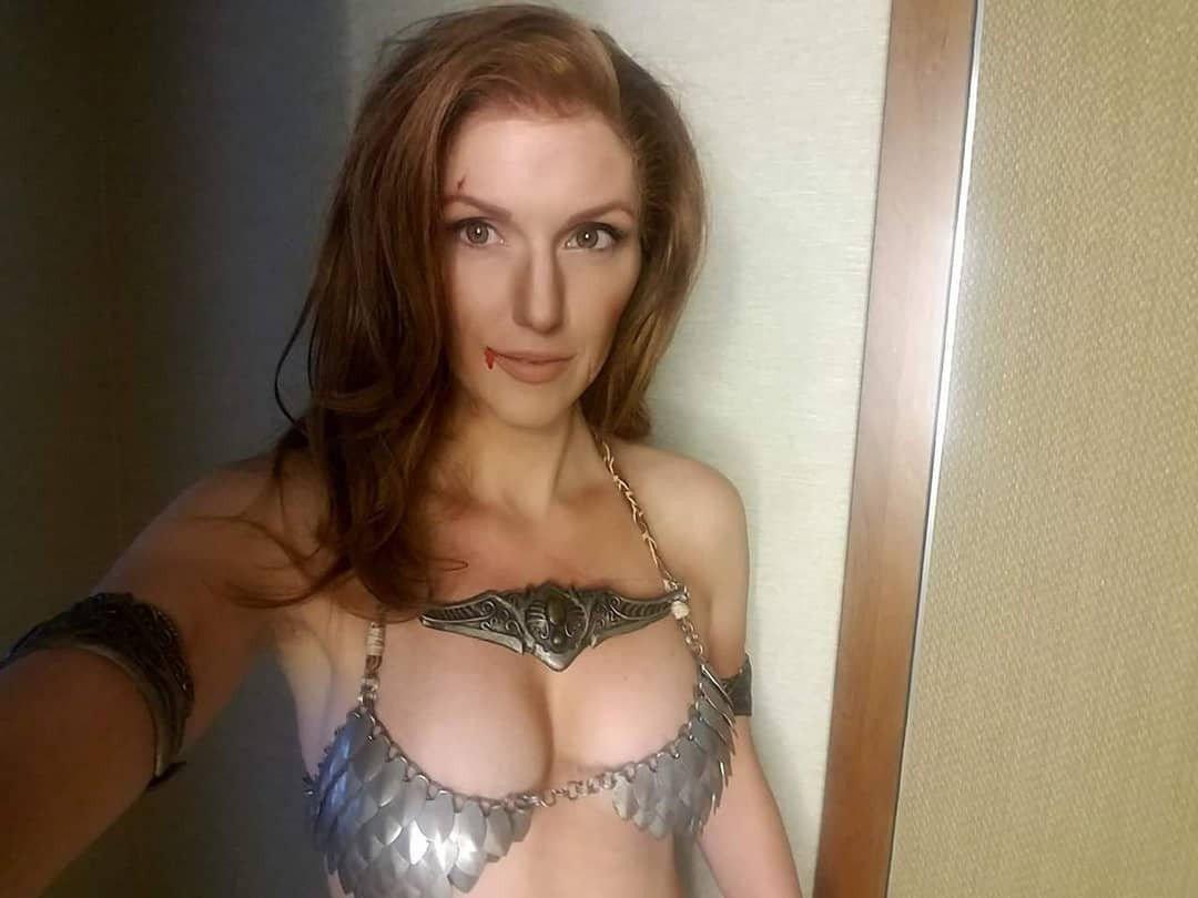 nude Jacqueline goehner