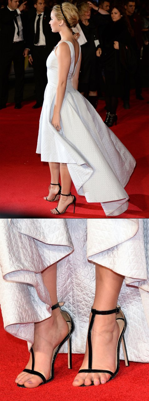 Jennifer Lawrence Feet (63 HQ Photos)   #TheFappening