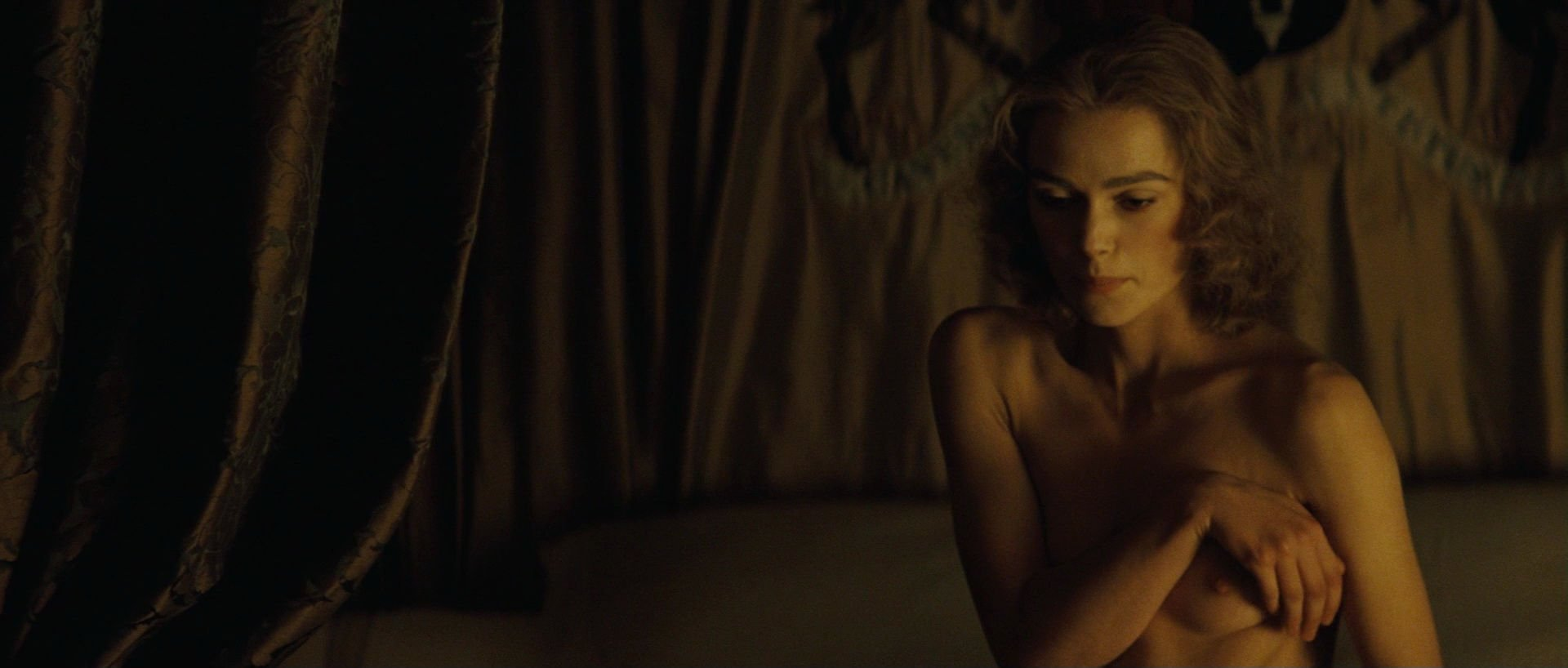 Business Keira knightley nude scene sorry, that