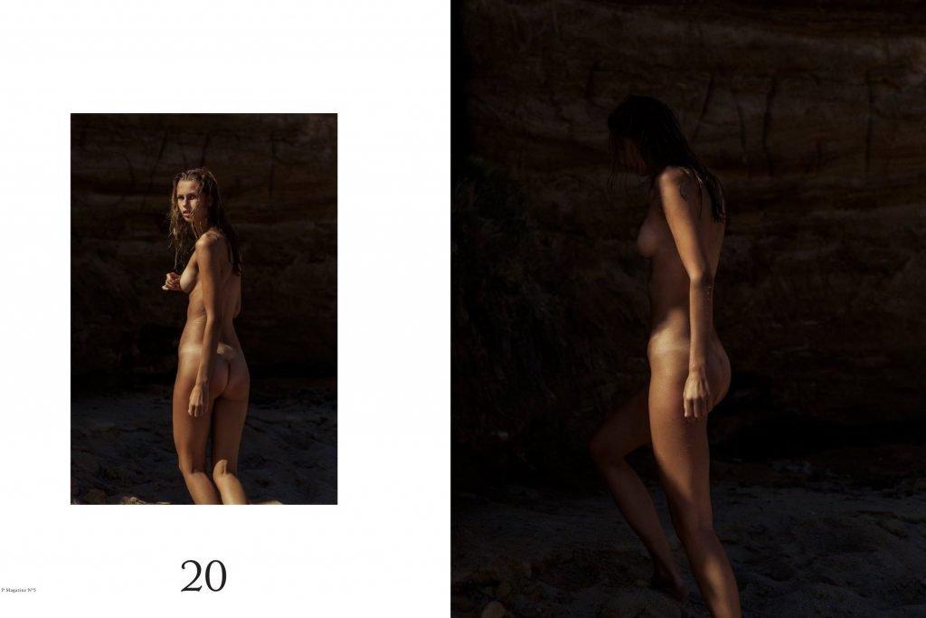 Mariina Keskitalo Naked (3 Photos)