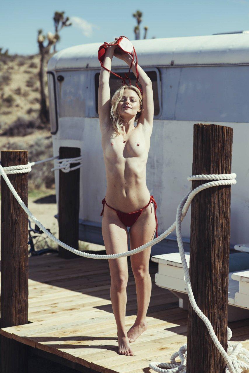 megan topless