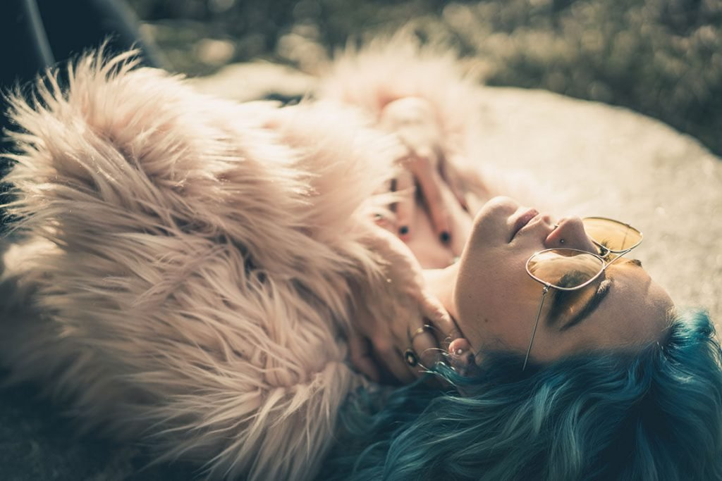 Skye Blue Topless (12 Hot Photos)