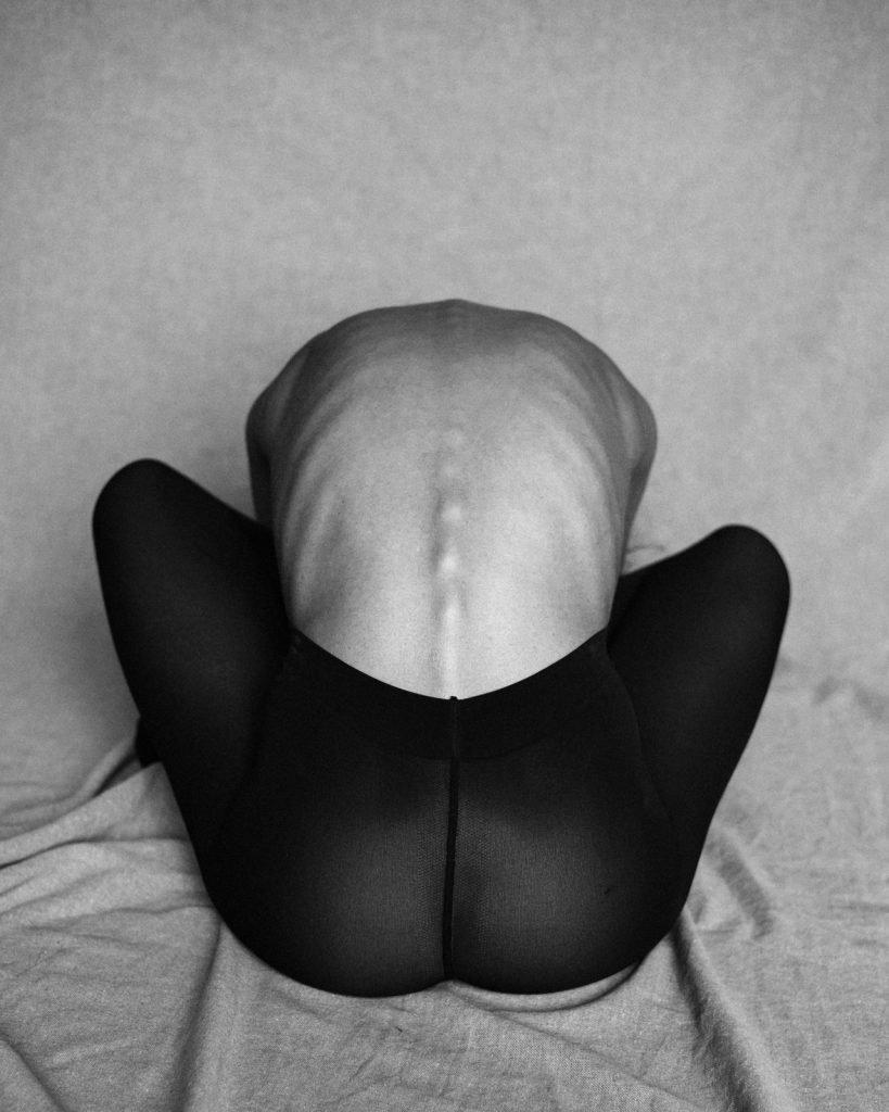 Valeria Lakhina Topless (4 Photos)