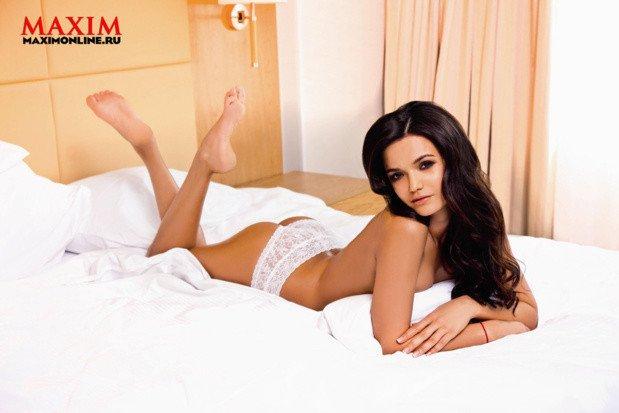 Adelina Sharipova Nude & Sexy (50 Photos)