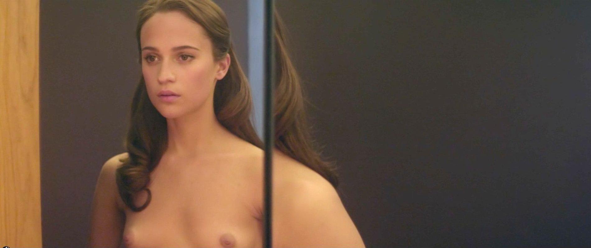 Watching my sister undress